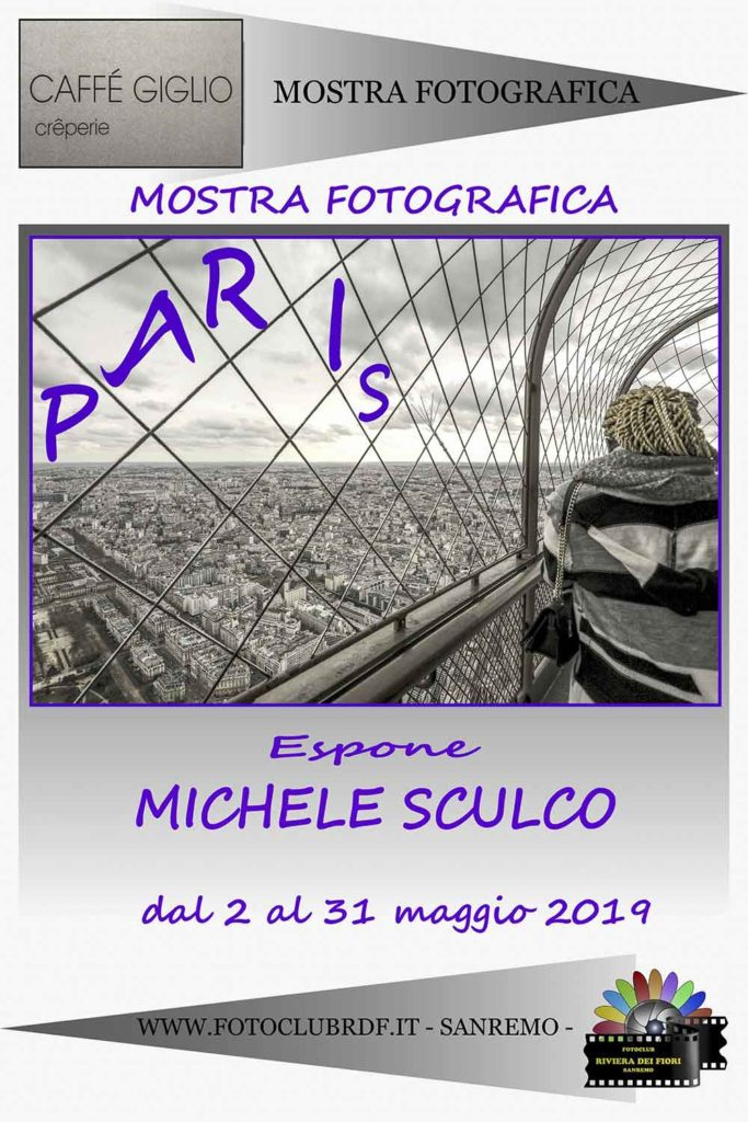 Michele Sculco Paris