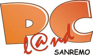 logo pcland SANREMOjpg